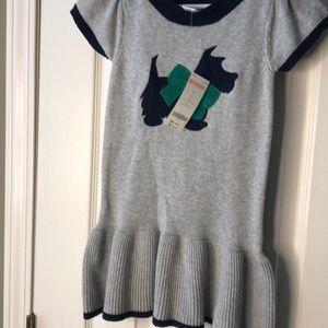 Girls Gymboree Knit Dress